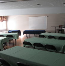 Bridgewater Hotel, Conference Room